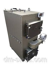 Двухконтурный пиролизный котел длительного горения 25 кВт
