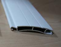 Ламели алюминиевые для защитных роллет РАЕ-37мм