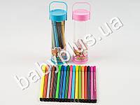 Набор фломастеров для рисования 18 цветов AH1664-18