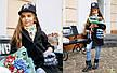 """Стильное детское пальто 250 """"Кашемир Карманы Мех"""" в расцветках, фото 5"""