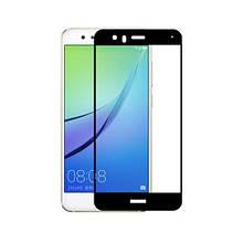 Защитное стекло Optima 2.5D 9H на весь экран для Huawei Nova 2 черный