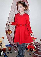 """Детское нарядное платье 031 """"Колье"""""""