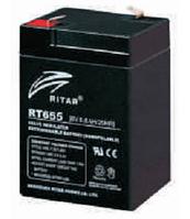 Аккумулятор 6V*5.5AH.