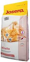 Josera Minette - корм для котят, кошек в период беременности и лактации 10 кг