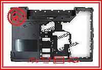 Нижняя часть (корыто) Lenovo G565 без HDMI Черный