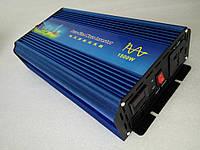 Преобразователь инвертор UKC 1500W, чистая синусоида