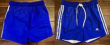 """Мужские стильные спортивные летние шорты 1076 """"ADIDAS"""", фото 3"""