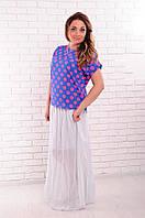 Женская стильная юбка ДВ243