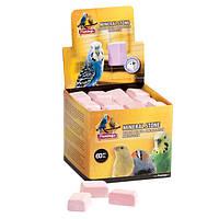 Минеральный камень Karlie-Flamingo Pickstone для птиц, 4х3х2 см