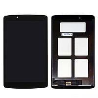 Дисплей LG V480 \ V490 G PAD 8.0 complete Black