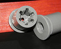 Муфта предохранительная на шнек мясорубки Schtaiger SHG-730