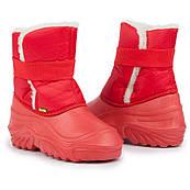 Детские сапоги SNOWY красные
