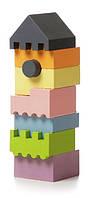 Деревянная пирамидка Башня земли LD-3 Cubika
