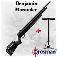 Crosman Benjamin Marauder, PCP винтовка в комплекте с насосом
