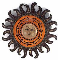 Зеркало мозаичное настенное Солнце