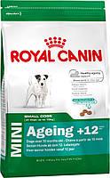 Корм для пожилых мини-собак Royal Canin Mini Ageing +12