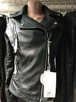 Куртка женская косуха ЭКО кожа 42-50р в ассортименте