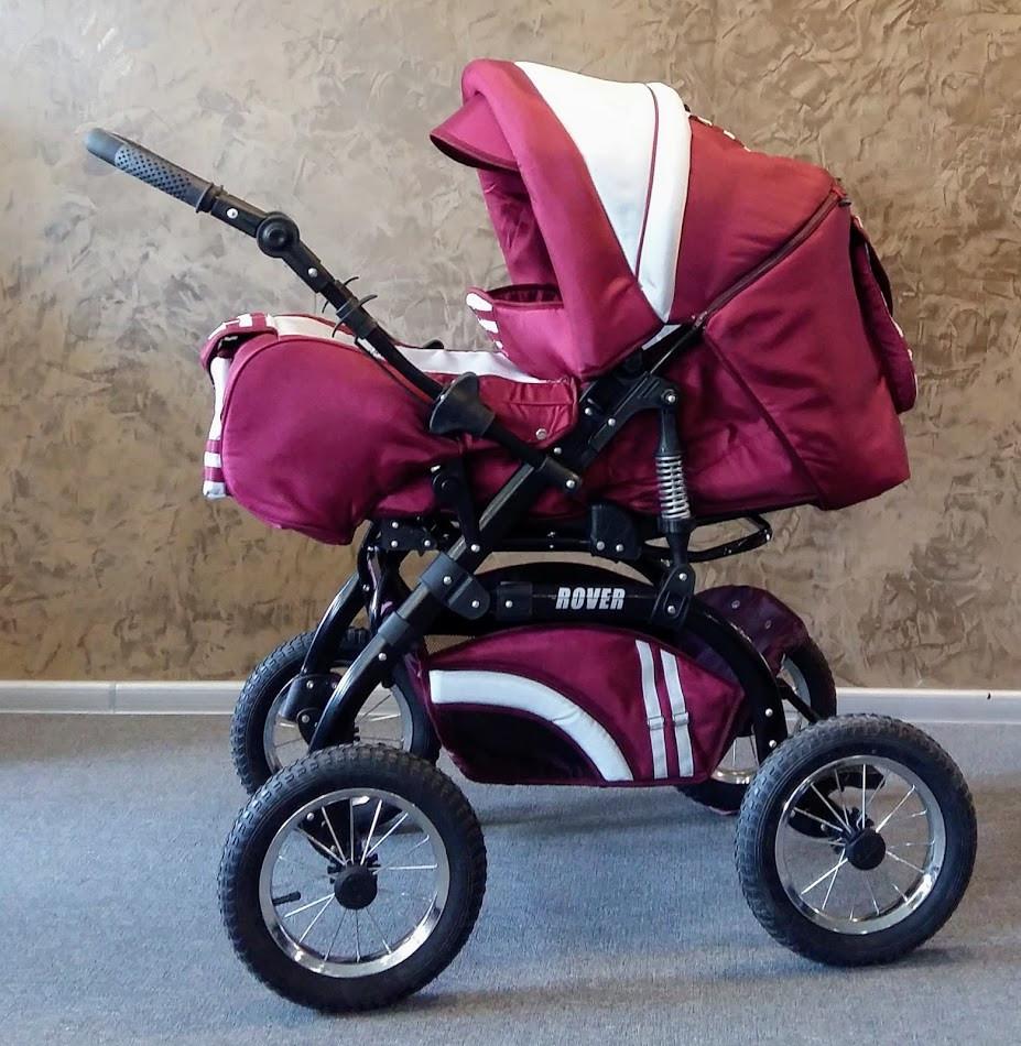 Коляска-трансформер Trans baby Rover 11/16 - Человечек - интернет магазин детских товаров в Киеве