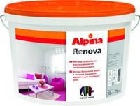 Краска интерьерная Alpina Renova , 10 л
