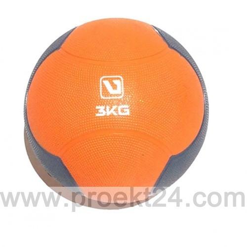 Медбол твердый 3 кг MEDICINE BALL