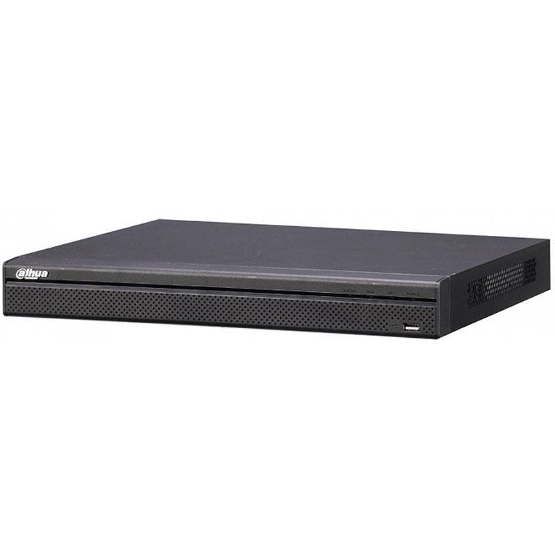 Сетевой 32-канальный Dahua видеорегистратор DH-NVR5432-4KS2