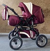 Коляска-трансформер Trans baby Rover 2/cr