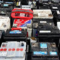 Утилізація акумуляторів