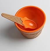 Тарелка для мороженого
