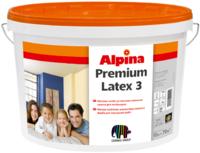 Краска интерьерная Alpina Premiumlatex 3, 10 л
