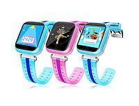 Smart watch Q100 (Q750) детские часы (BLUE)