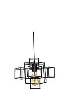 Подвесной светильник Carlo de Santi LOFT черный LFT P09-1 BL
