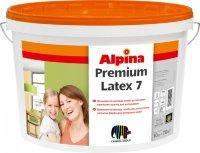 Краска интерьерная Alpina Premiumlatex 7, 10 л