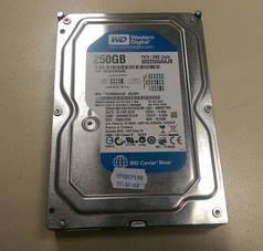 Жёсткий диск в ПК Seagate, WD 250 Gb SataII