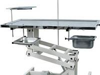 Хирургический ветеринарный стол с электроподъемникомГеркулес