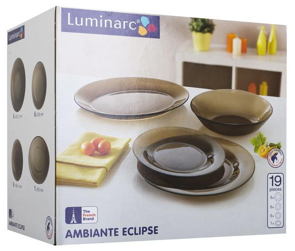 Directoire Eclipse (Амбьянте Эклипс) Сервиз столовый 19 пр Luminarc N1498