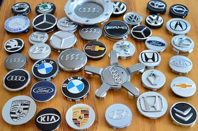 Колпачки заглушки на литые диски