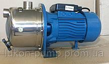 Поверхностный насос для воды JET 150S 1.5 kw нержавейка, фото 2