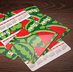 Карманные календарики как средство рекламы