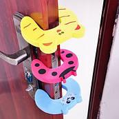 4 шт./компл.помощник безопасности стоп двери