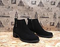 Ботинки женские Leal 6326з с натуральной кожи
