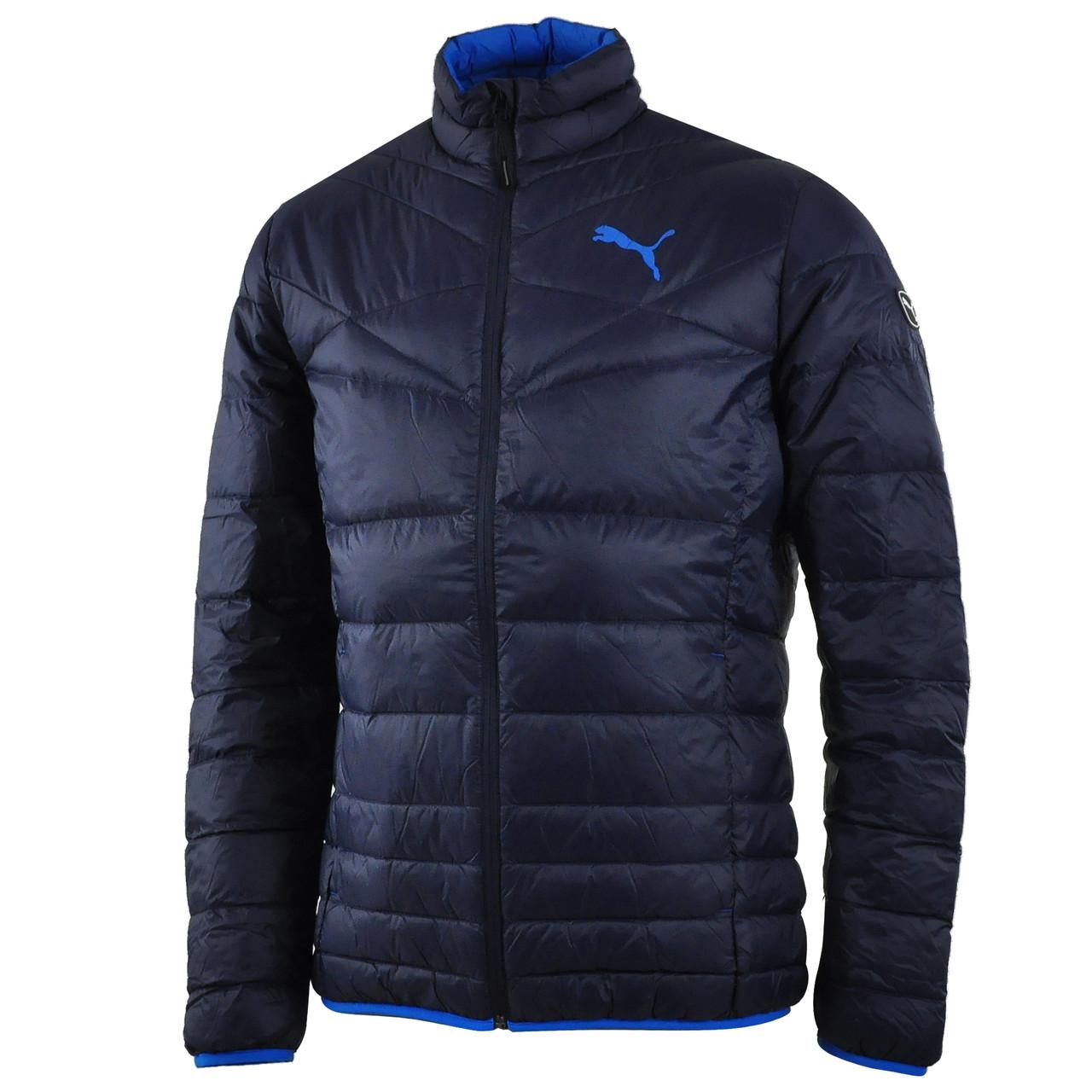 Куртка-пуховик спортивная мужская Puma Active 600 Packlite Down Jkt 838646 06 пума