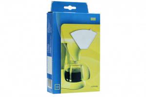 Бумажный фильтр для молотого кофе №4 Worwo FCF01AB (100шт.)