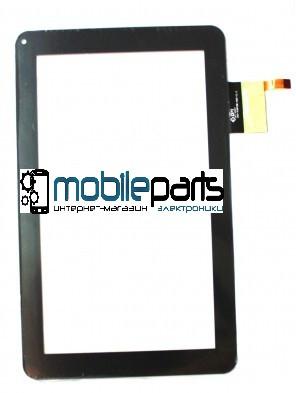Оригинальный Сенсор (Тачскрин) к планшету Impression ImPAD 3113 | ImPAD 3412 Ployer Momo 9 (233*141 mm,12 pin)