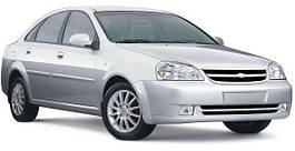 Радиатор кондиционера Chevrolet Lacetti