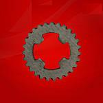 Шестерня моторчика стеклоподъемника Nissan Interstar (2002-2010)