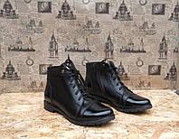 Ботинки женские Scorpion 254 с натуральной кожи