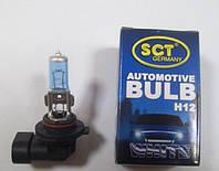 Лампочка автомобильная H12 White  12V53W PZ20d 1шт