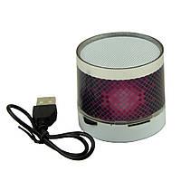 Бесплатная доставка Портативная колонка  SPS S10 с bluetooth и LED подсветкой