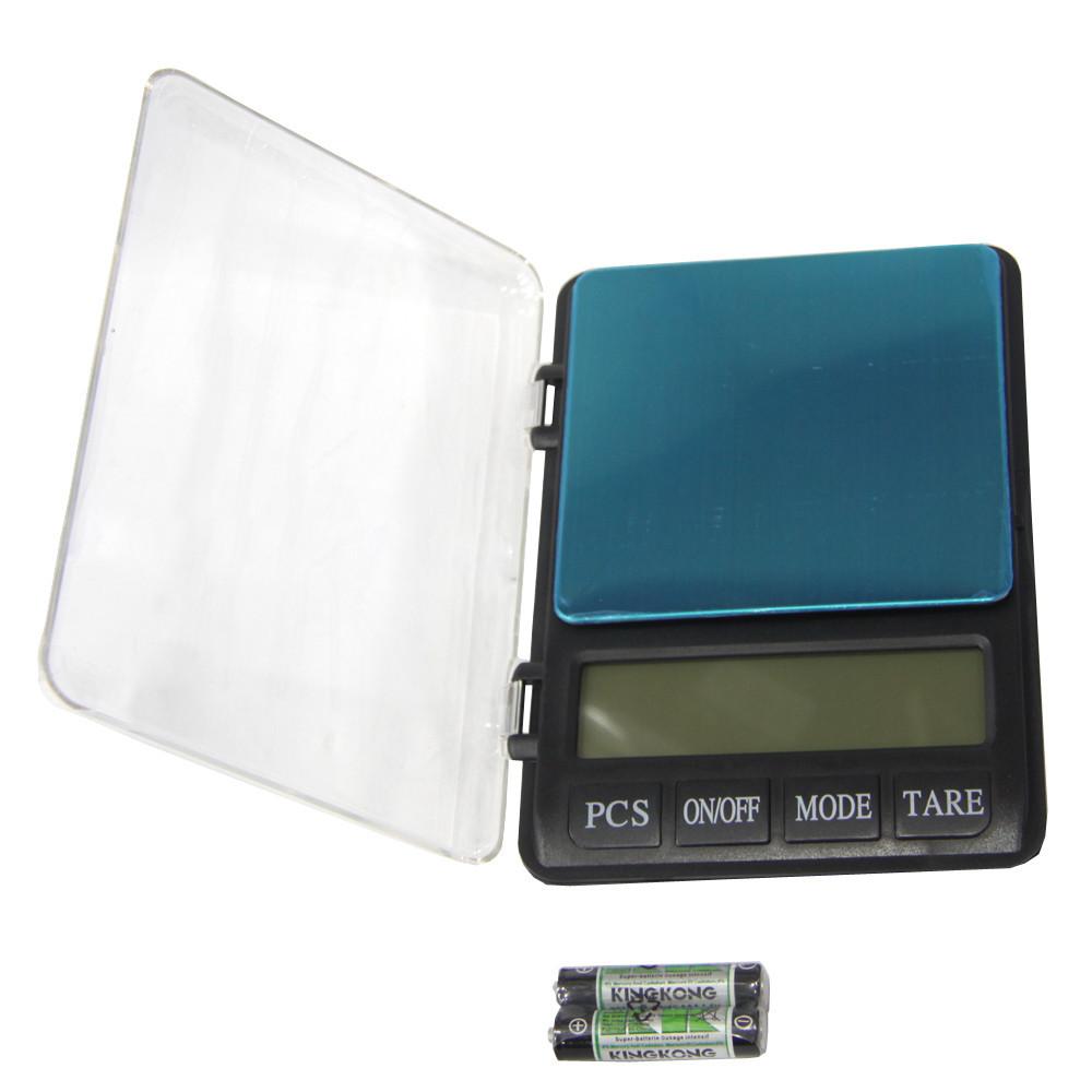 Весы Ювелирные MH999 (600/0,01) + ПОДАРОК: Держатель для телефонa L-301