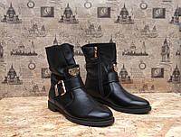 Ботинки женские Scorpion 2218 с натуральной кожи, фото 1